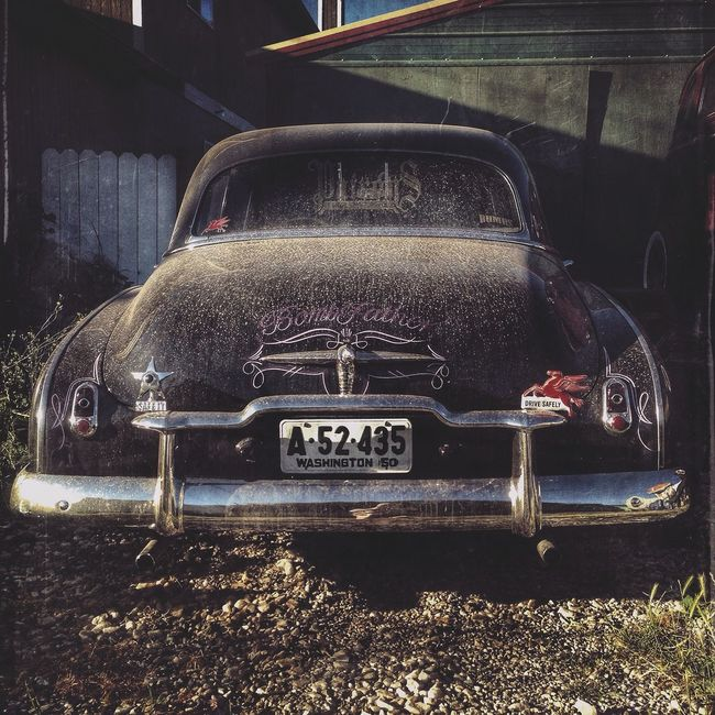 Bombfather Classic Car