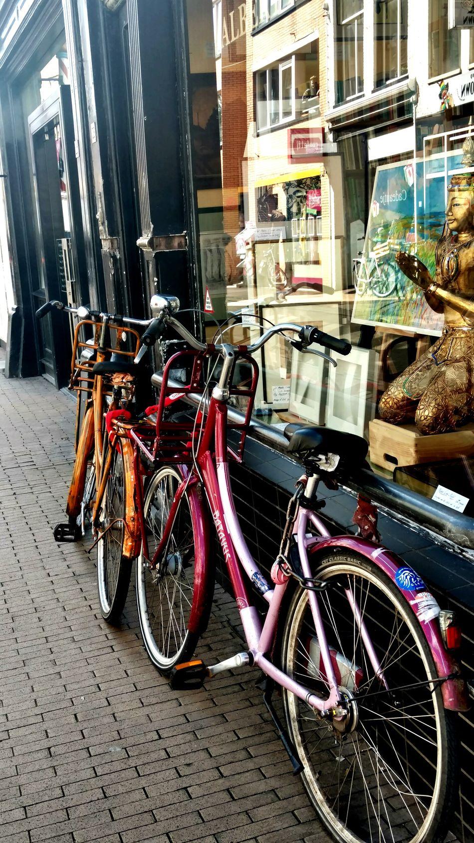 Groningen Holland Mode Of Transport