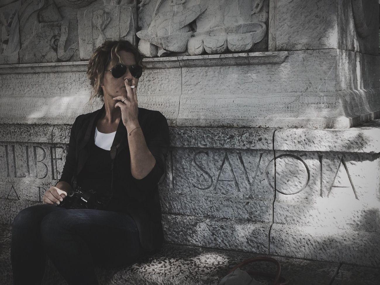 Avanti Savoia! Shoot, Share, Learn - EyeEm Trieste MeetUp Streetphotography Portrait Streetphoto_color