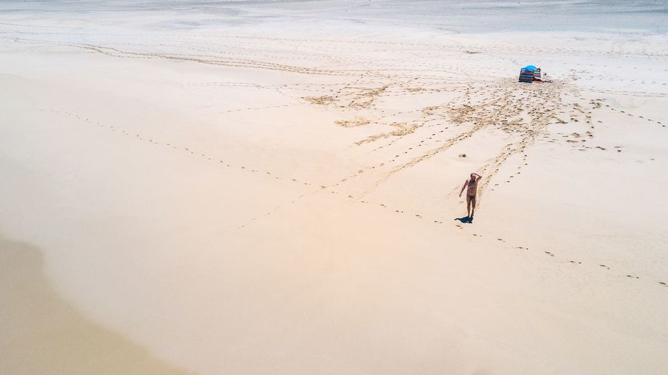 To the sea Sand Beach Vacations Real People One Person Nature Leisure Activity Enjoyment Outdoors Sand Dune Beauty In Nature One Man Only Perspectives On Nature Live For The Story Place Of Heart Summer Sandy Beach Desert Frontier Exploring Adventure Lost In The Landscape