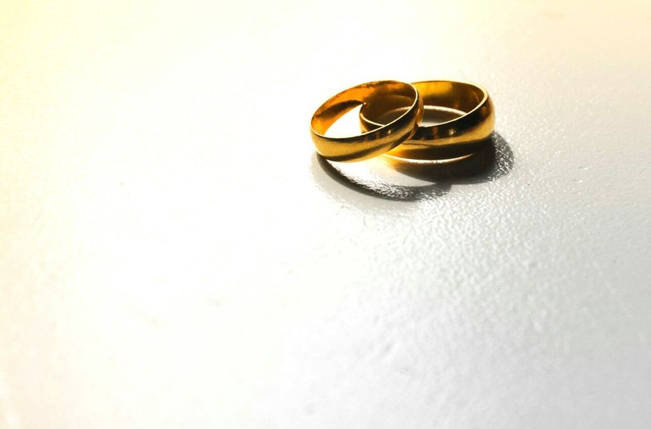 Love Marriage  Rings Gold Stvalentinesday Happiness Special Day Marriage Ceremony Leuven, Belgium