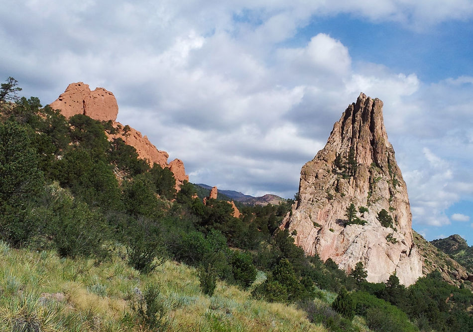 Garden of the Gods, Colorado rock formation Nature Rocks Tree Clouds Garden Of The Gods Colorado Color Beauty In Nature Taking Photos Rock Formation Cloud Enjoying The View Nature_perfection Scenic Photograghy Scenery Shots Scenic Scenery_collection Scenic Landscapes Beautiful Day Taking Pictures Scenic Lookout Scenery Scenics Nature Photography Beautiful Nature