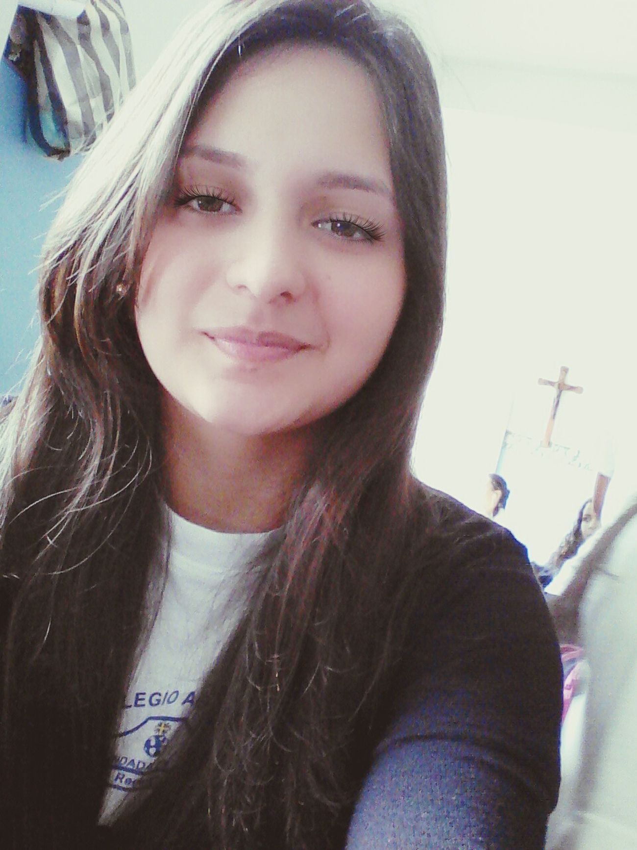 School ✌ Aburrida ❤✌ Selfie