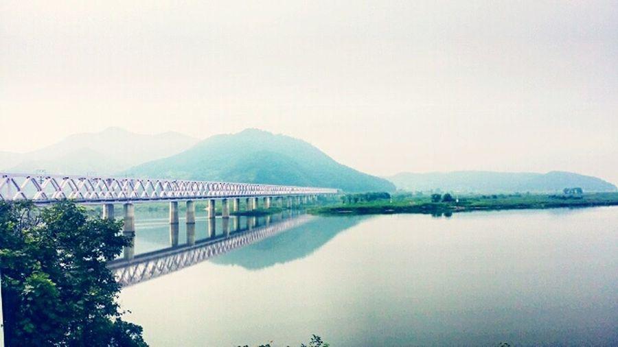 내가 좋아하는 밀양의 다리 . River. Bridge First Eyeem Photo