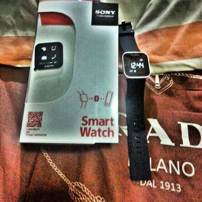 Finally bought it. Sony Smartwatch Watch SonySmartWatch