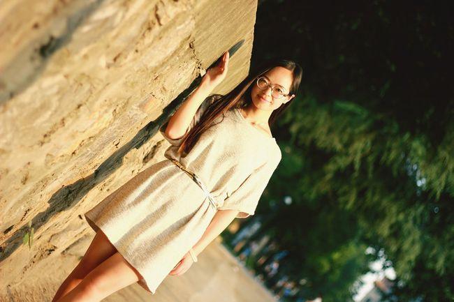 Natural Light Portrait Feel The Journey 校园 Portrait Summer 2016 NUIST 毕业季 Fresh On Eyeem  Sunset Original Experiences