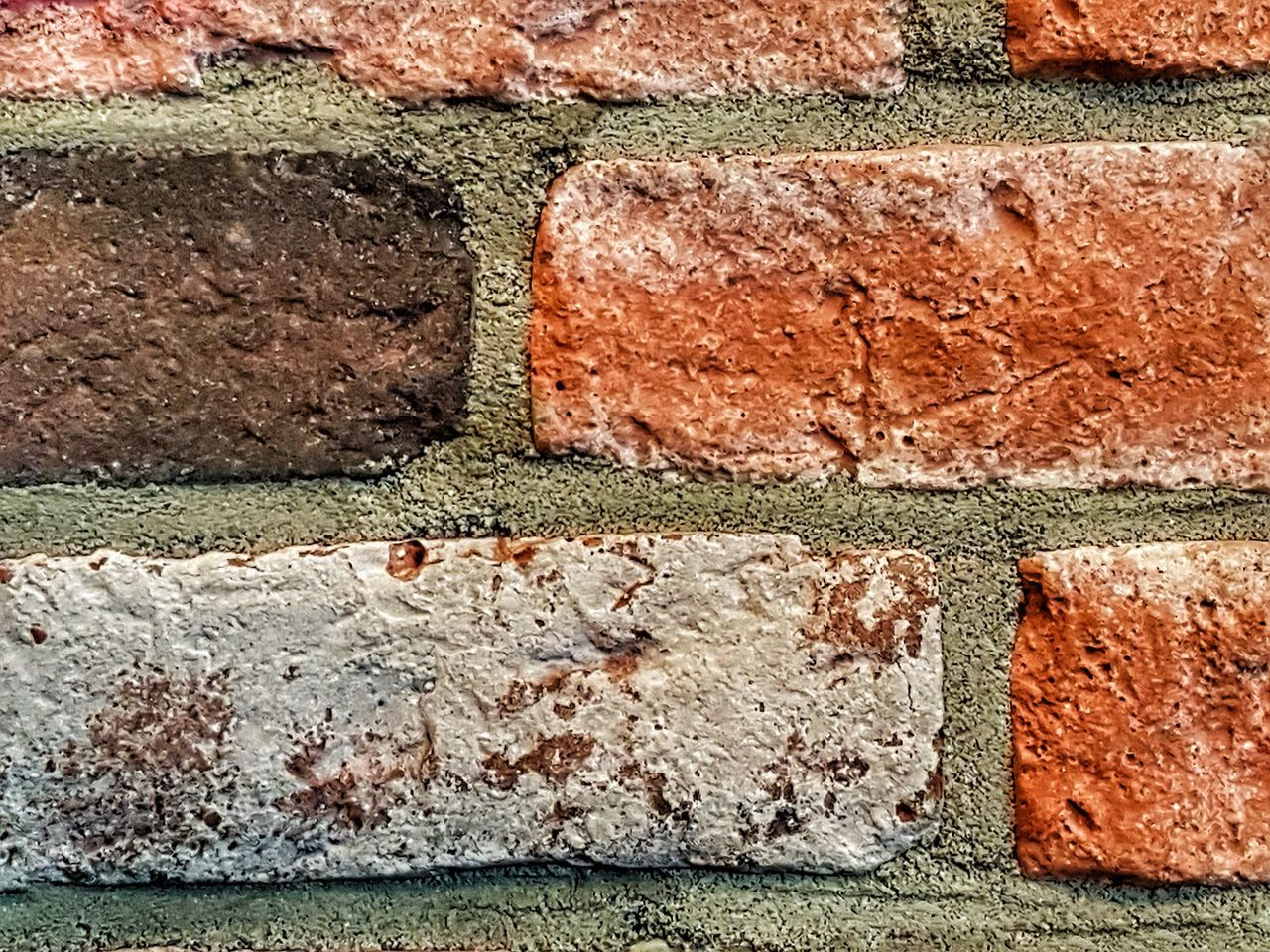 Backgrounds Full Frame Textured  Pattern No People Outdoors Close-up Day Abstract Architecture Brick Wall Brickwall Brickporn