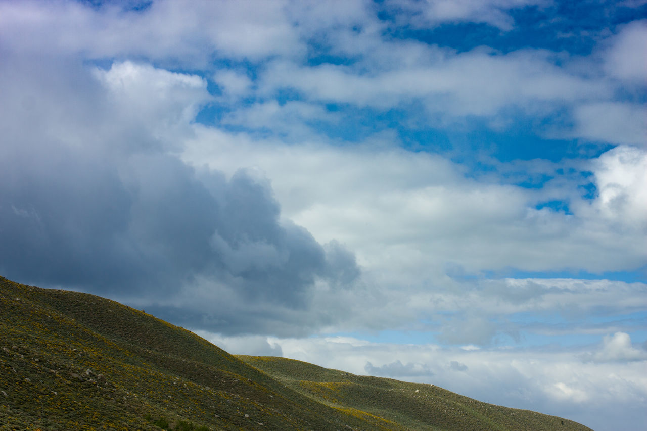 cloud - sky, sky, nature, tranquility, beauty in nature, scenics, tranquil scene, landscape, day, outdoors, no people