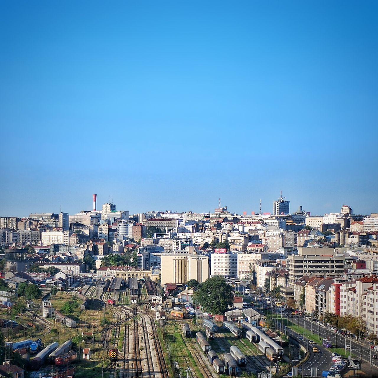 Architecture Belgrade Belgrade Waterfront City Cityscape Composition Perspective Savamala Urban Scene