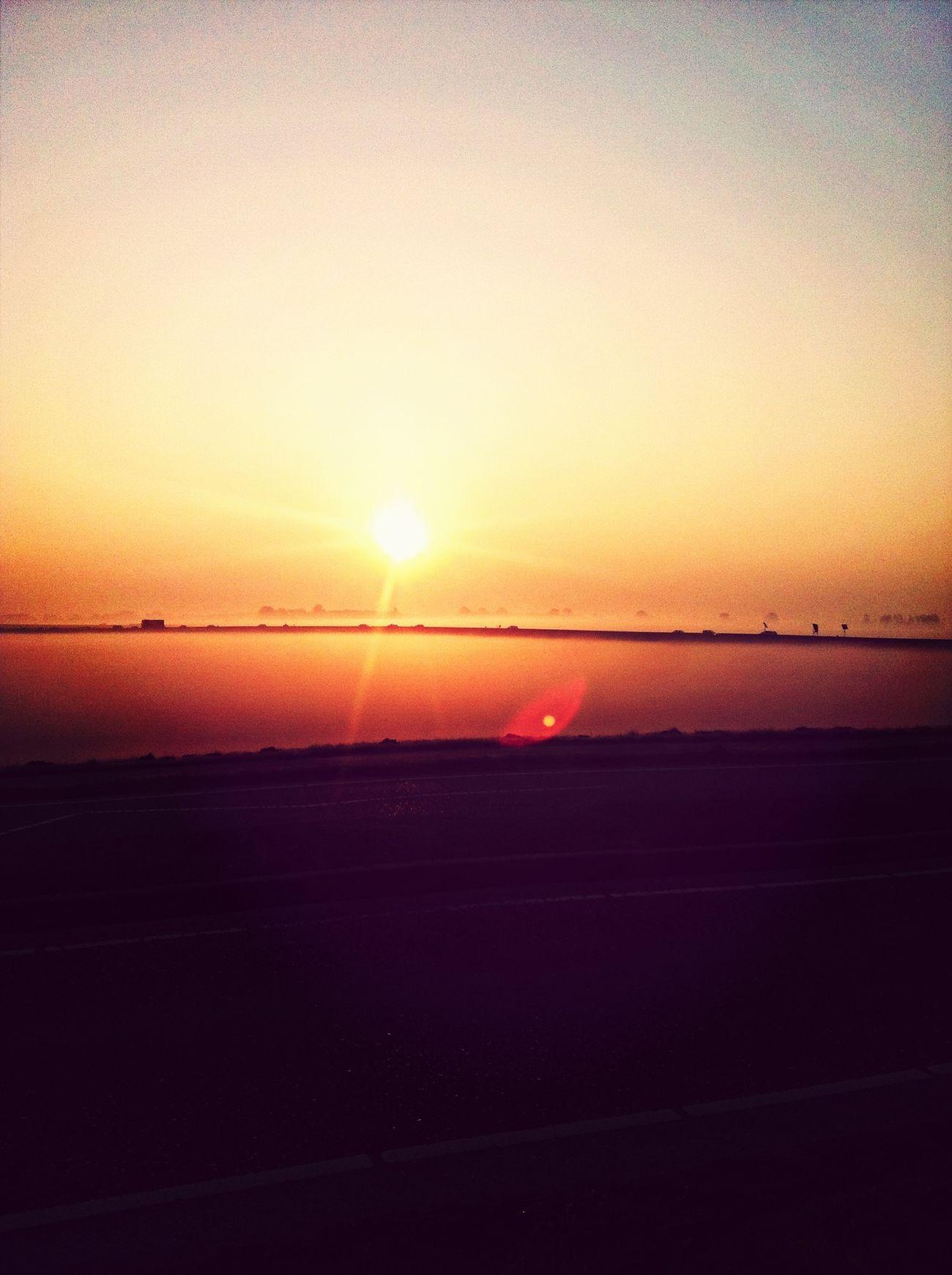 Morning at holland
