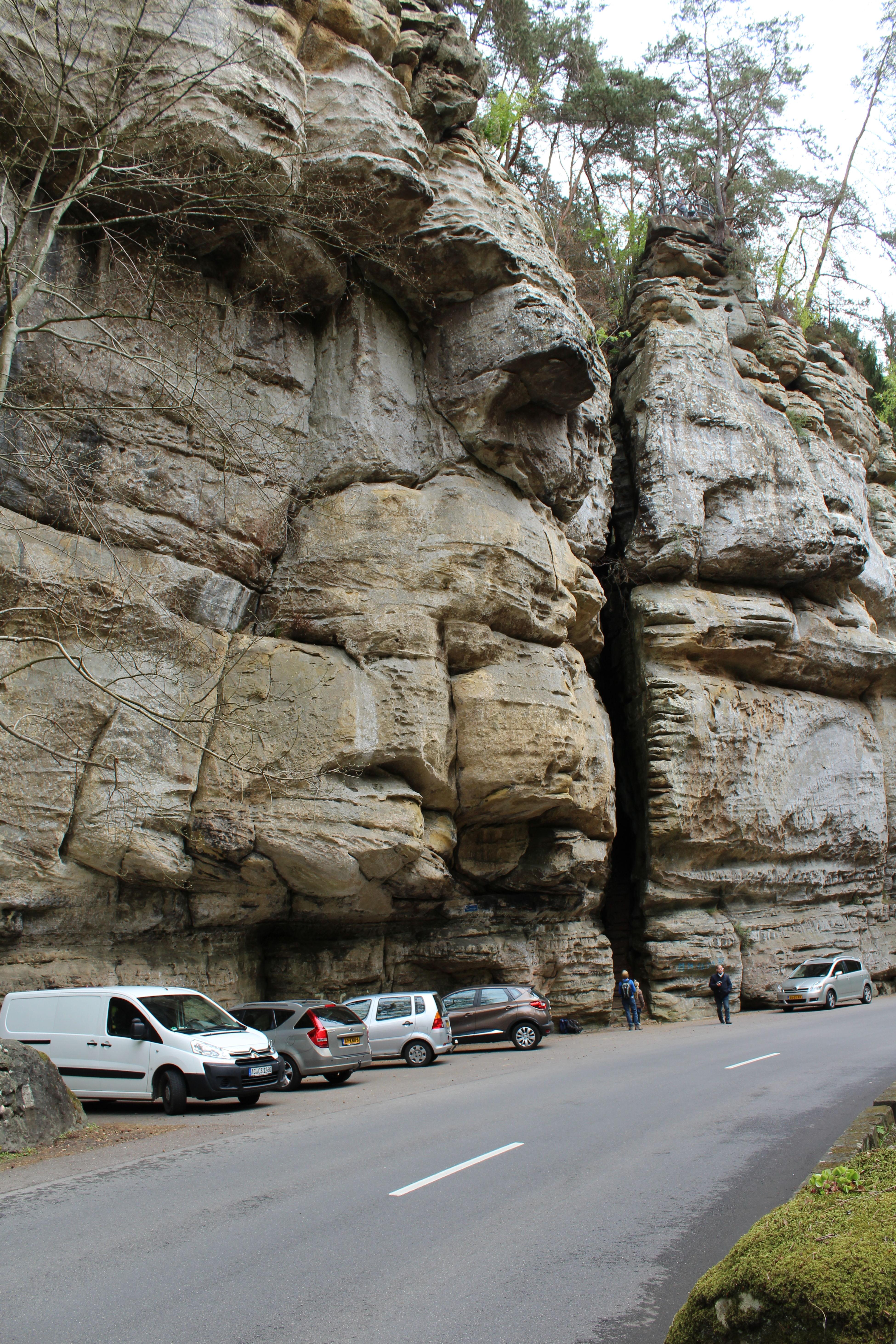 Luxemburg Mühlertall Nature Rocks Lovelynatureshots Climbing Mountain