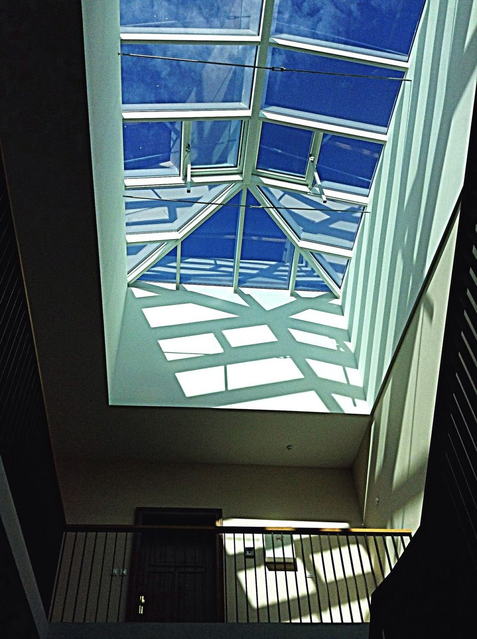 Looking Up In Gera Germany