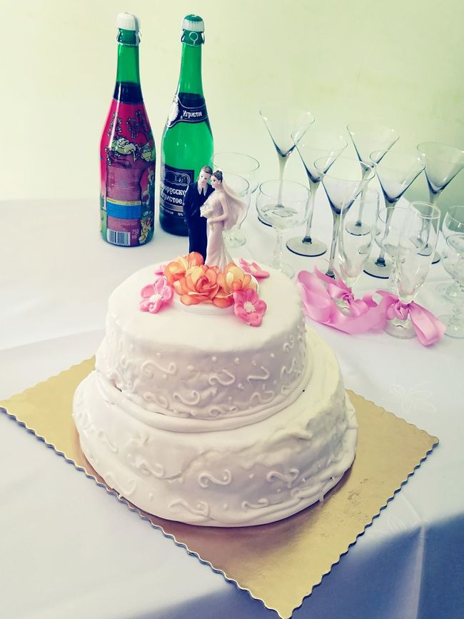 Wedding Wedding Party Wedding Cake Champagne Green Background Fun Young Couple In Love Best Callalily 🌹💒