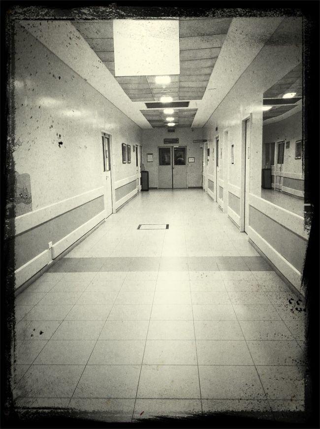 Hospital Zombie