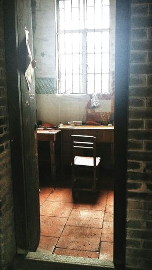 Room Village mother's second Childhood Home 1930s or 1940sJiangmen Guangdong China Travelphotography