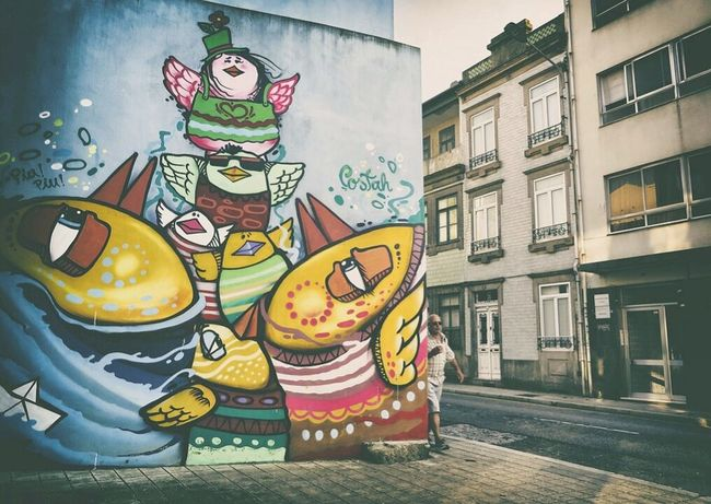 Architecture City Outdoors People Real People Arts Photoimoon Streetphotography Street Photography Photographer Canonphotography TravelPhotographer Travel Photography Portugal Oficial Fotos Colection EyeEm© Porto _Portugal