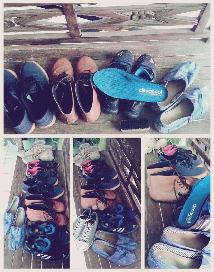 bongkar muat MyShoes Colletion Happysunday
