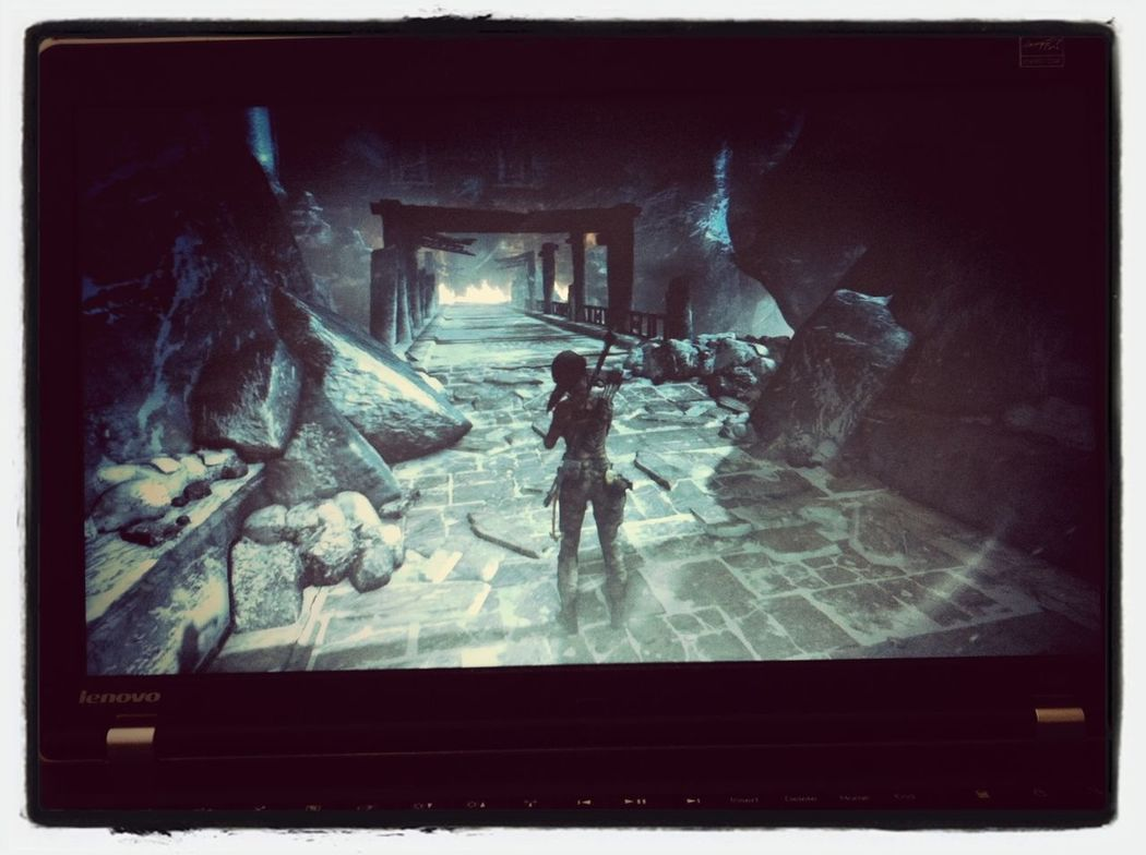Just finished the Video Games Tomb Raider  Was great! What Video Game Are You Playing?