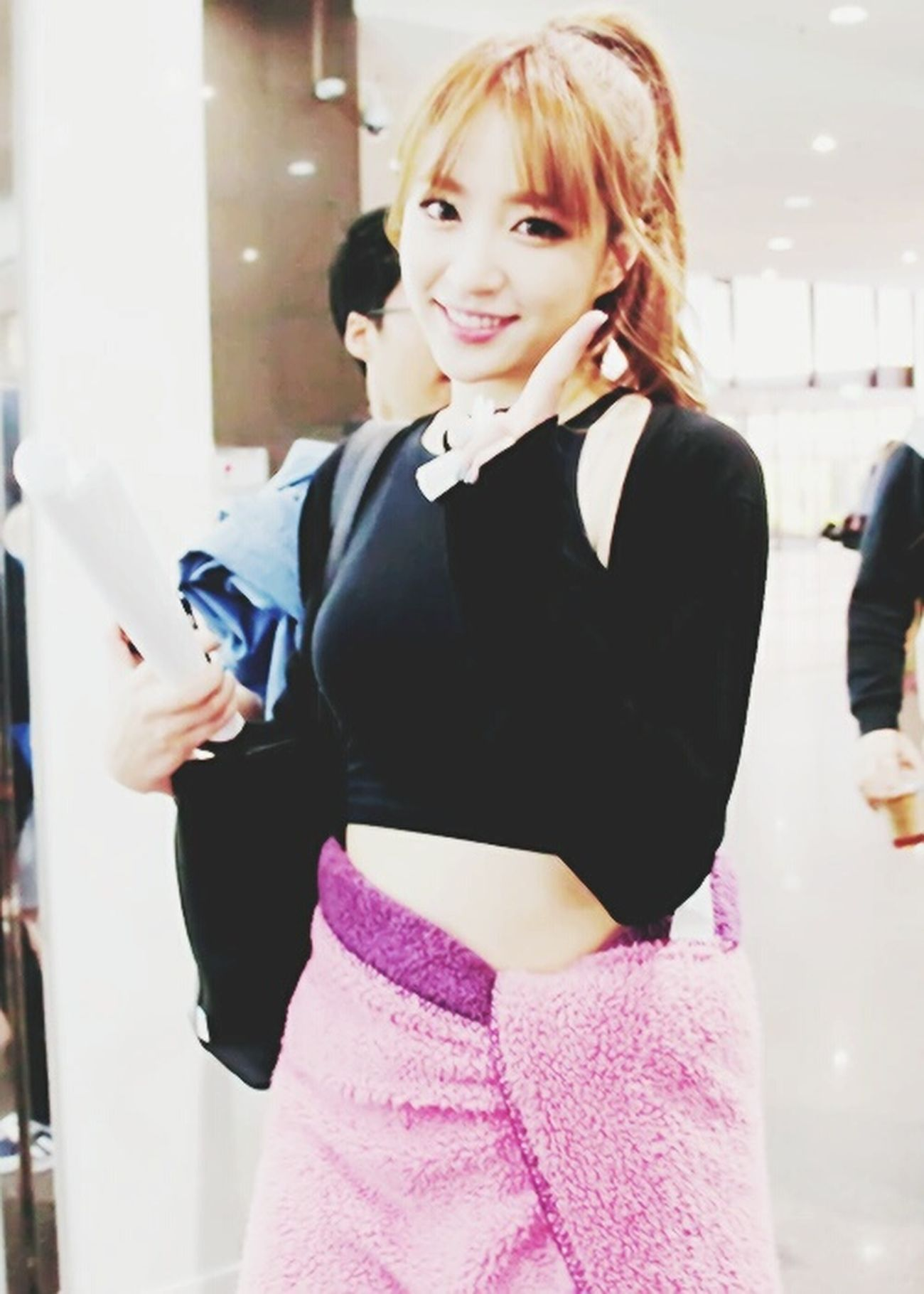 Hani EXID Up And Down Ah Yeah Girl Girls Pretty Gorgeous Korean Kpop