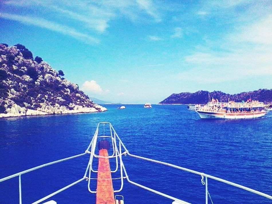 Water Horizon Over Water Beauty In Nature Beach Akdeniz Sea And Sky Nature_collection Türkiye