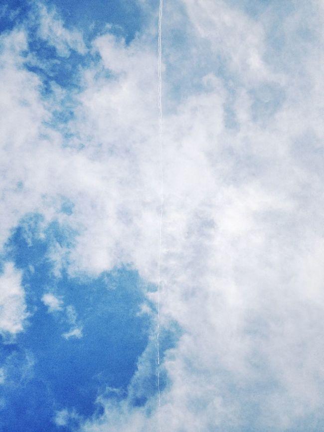 Sky, zipped