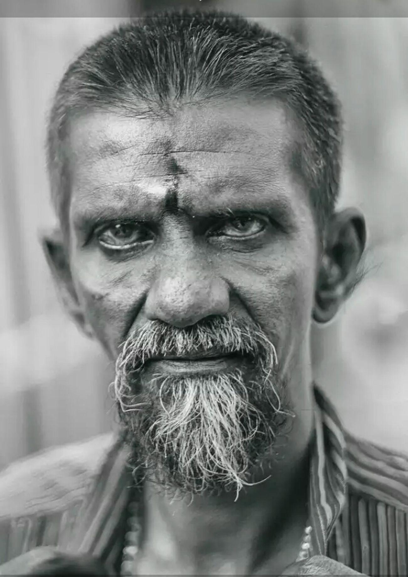 Portrait Blackandwhite Thaipusam 2013 Batucaves #thaipusam