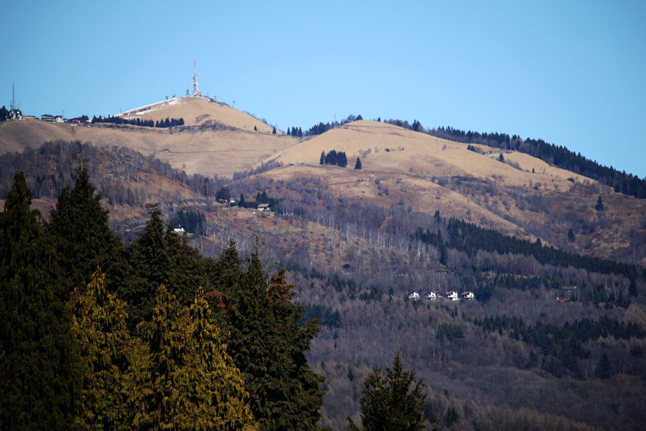 Ameno Town Day Forest Italy Landscape Mountain Nature No People Outdoors Piemonte Sky