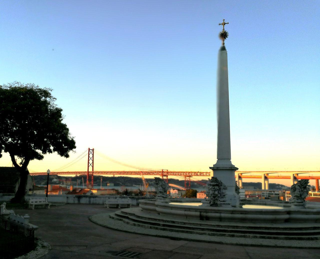 Ponte 25 De Abril Outdoors No People Morning Run Lisbonlovers Lisbon, Portugal Lisboa Portugal Morning Run.... Morning Light