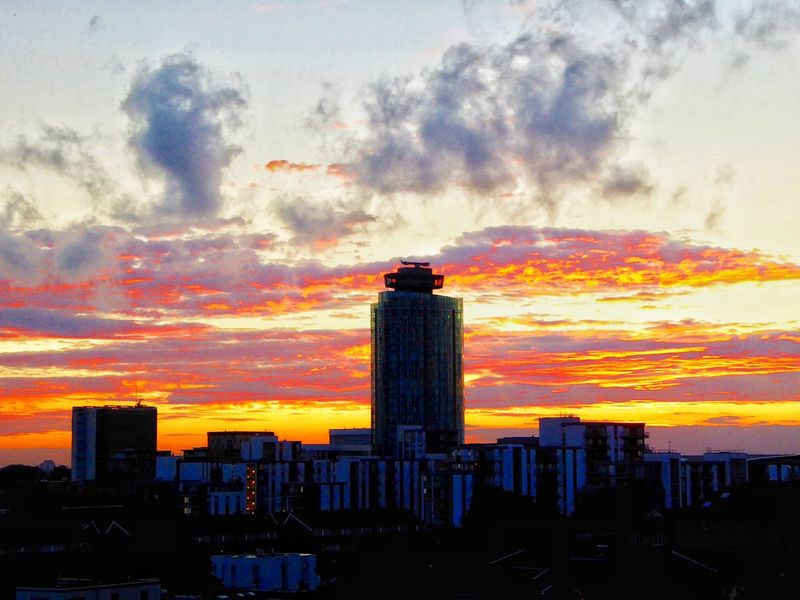 Urban Sunset Urban Sunsets Sunset Sunset_collection Sunset Silhouettes Silhouette Silhouette_collection Silhouettes Amazing Sunset! Golden Sunset Purple Sunset Amazing Sunset Sunset_captures Sunsetlover Sunset And Clouds  Sunsets Brentford London LONDON❤ Hidden Gems