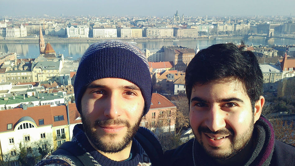 Bromance Brothers Budapest Budapest, Hungary Hungary Cityscape Urban Skyline City Travel Travel Destinations Cityscape Selfie ✌