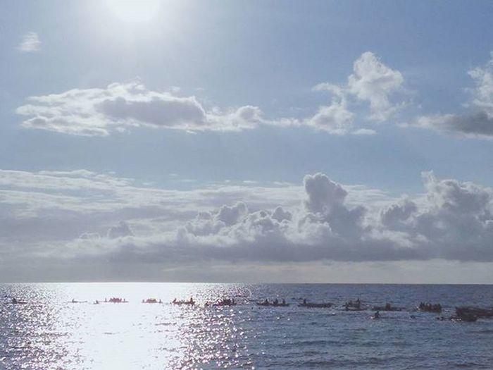 Take me back. Travel Oslob Cebu Sunrise 세부 필리핀 Sea And Sky LGg3photography Phone Edited PhonePhotography Phonecamera Nature