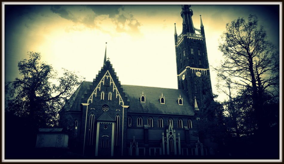 Wörlitz Kirche
