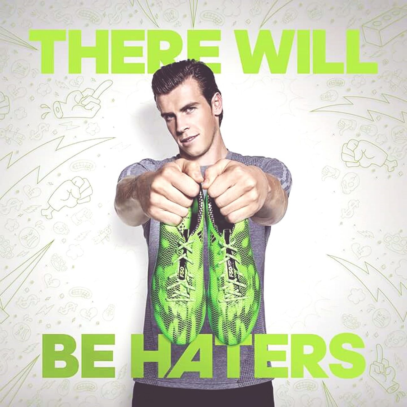 Bale Adidas F50 Adizeros Commin In On Sunday