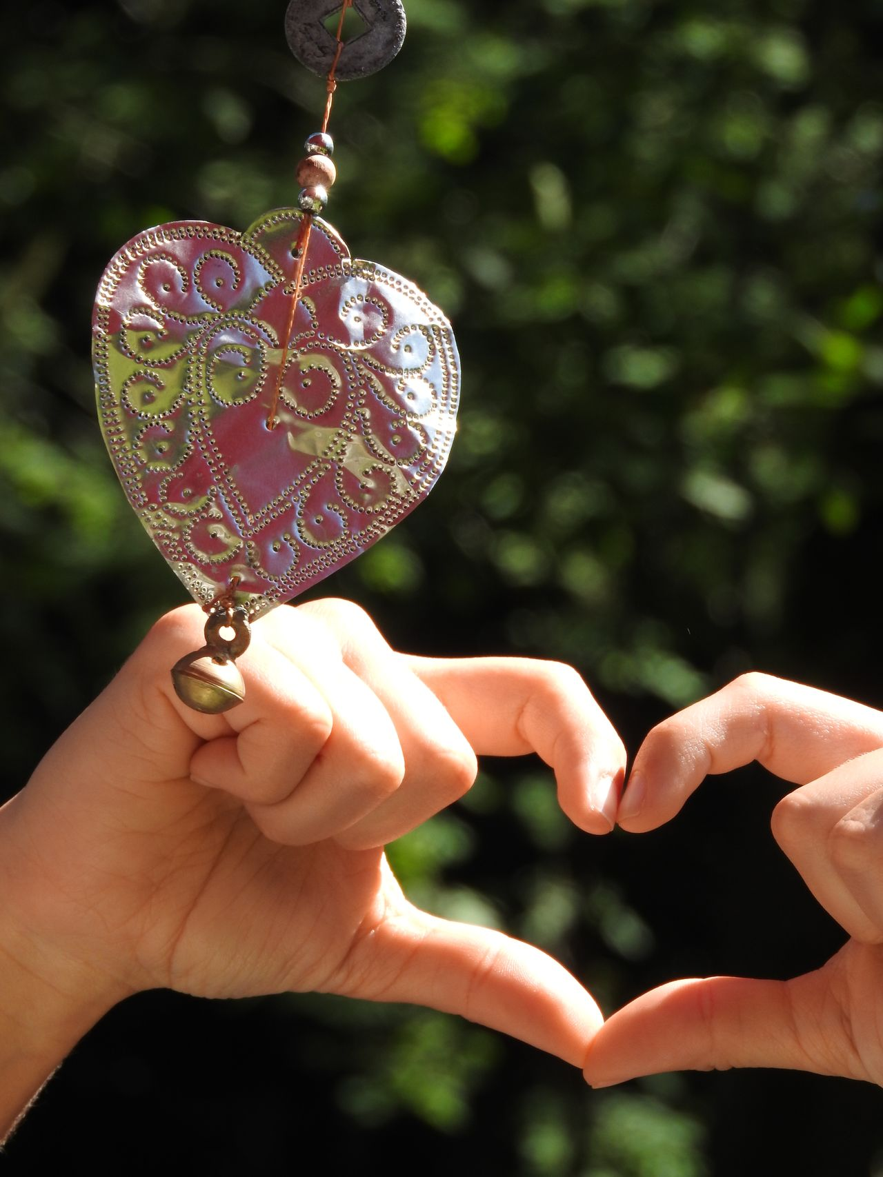 Hearts ... Close-up Detail Fragility Heart Leisure Activity Lifestyles Nature Personal Perspective