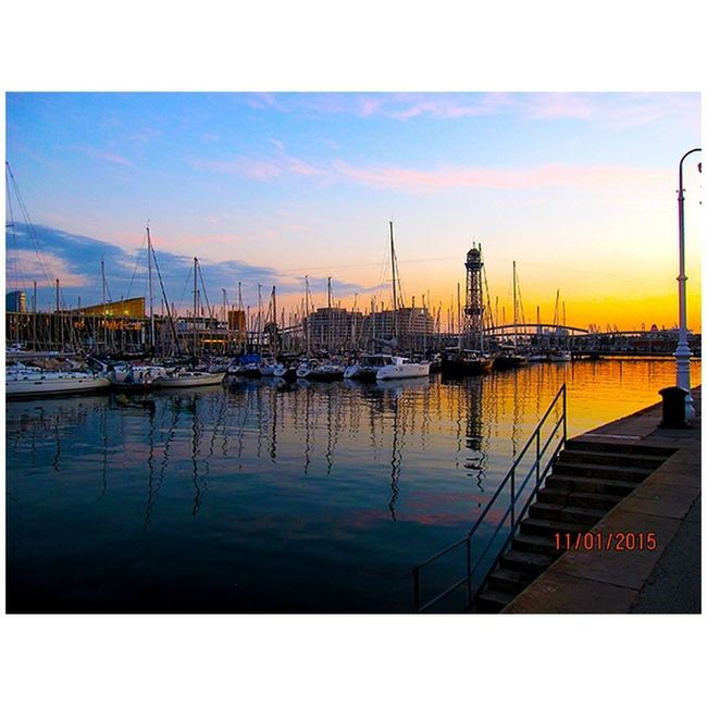 PortdeBarcelona La Rambla Barcelona SPAIN
