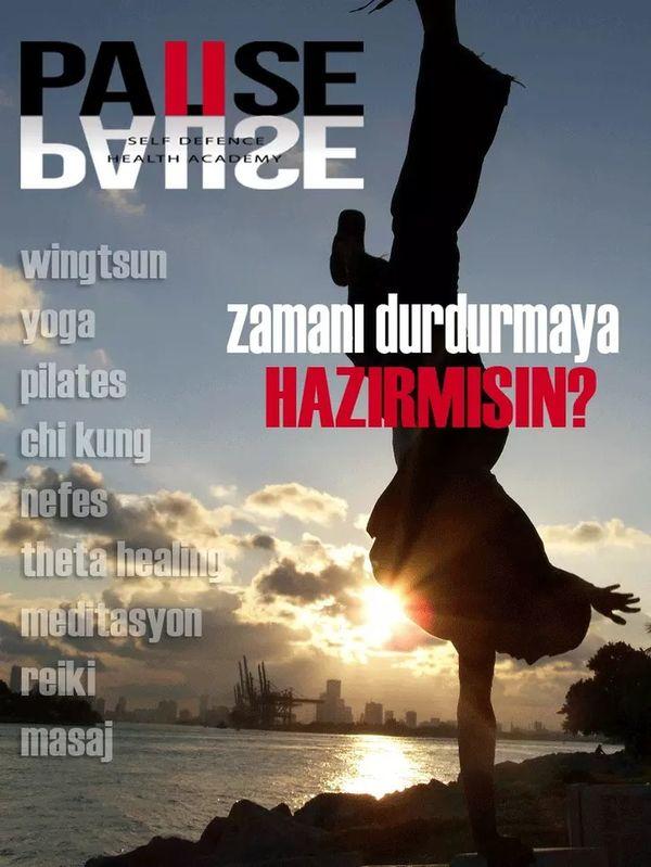Coming soon... Health Academy Ankara TunalıHilmi Pauseacademy Wingtsun Yoga ॐ