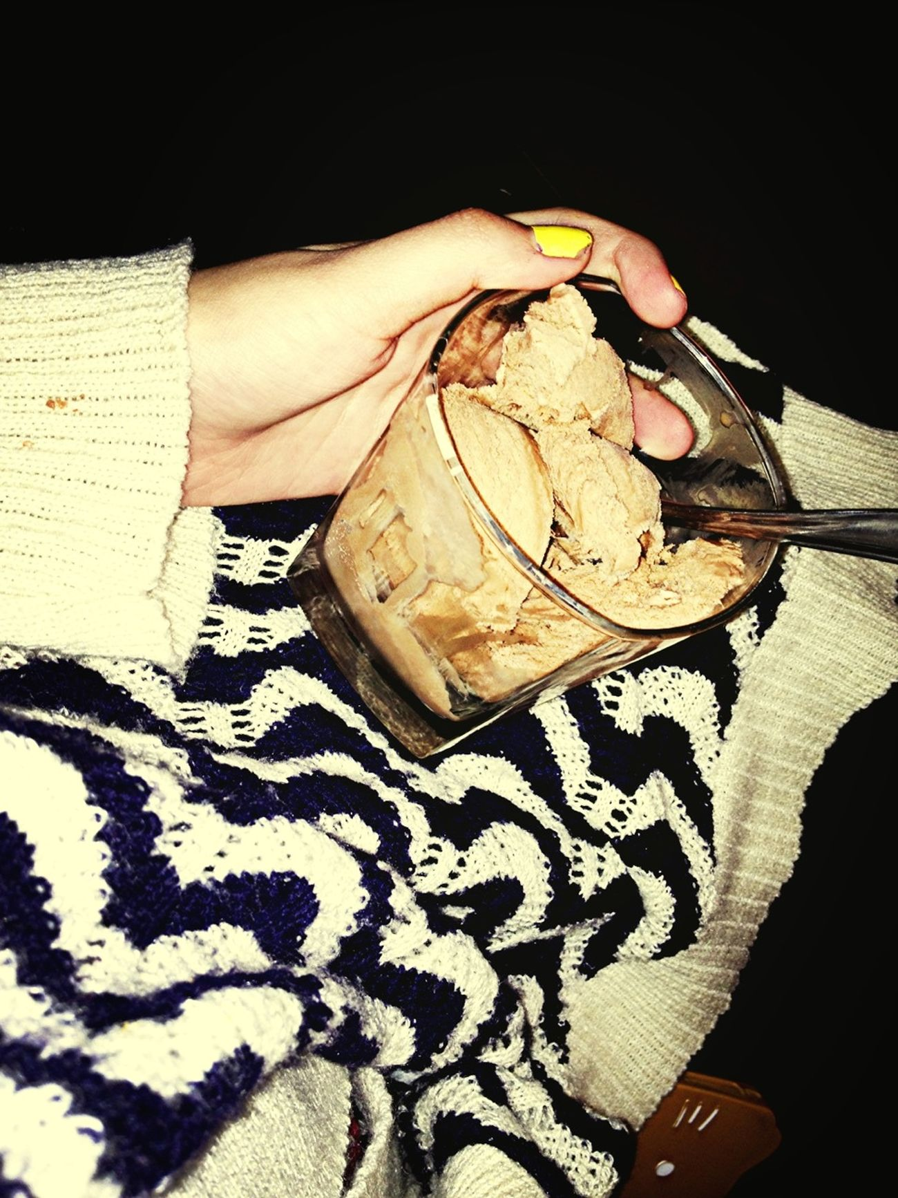 Lifetime Movies And Chocolate Ice Cream