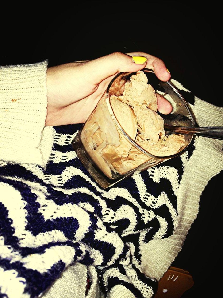Lifetime Movies And Chocolate Ice Cream