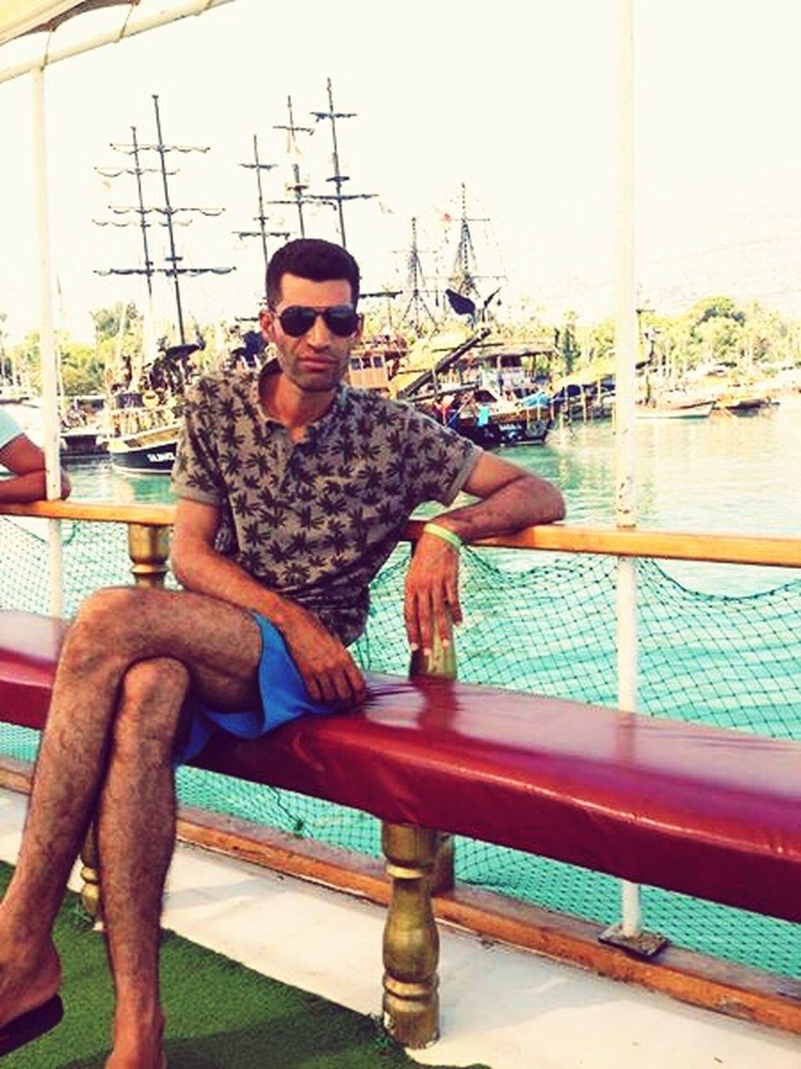 Hi! That's Me Hello World Model Summer ☀ Hot Day Alanya Türkiye