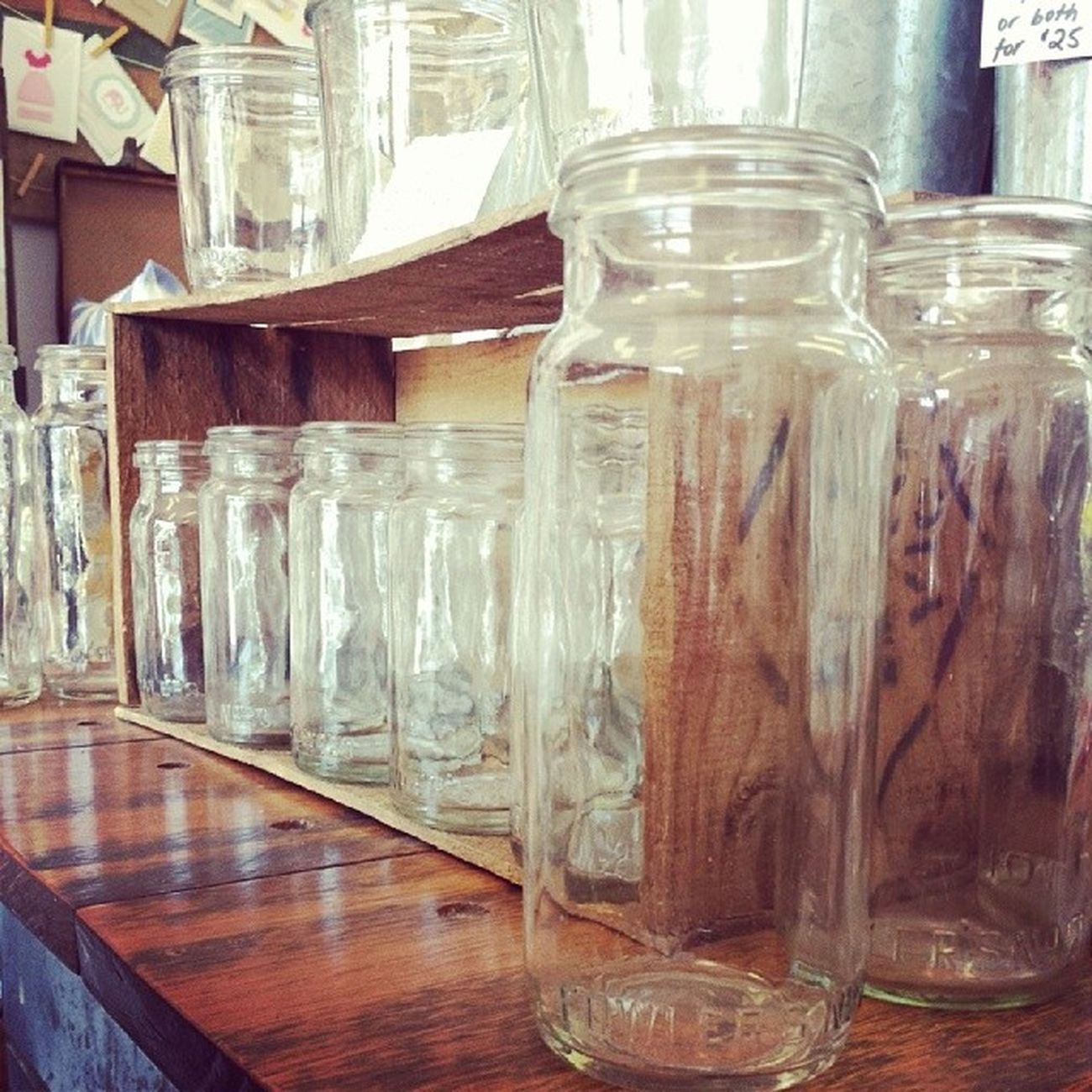 Fowlers jars no. 20 27 & 28. Fowlers Morningtonpeninsula Manyuses