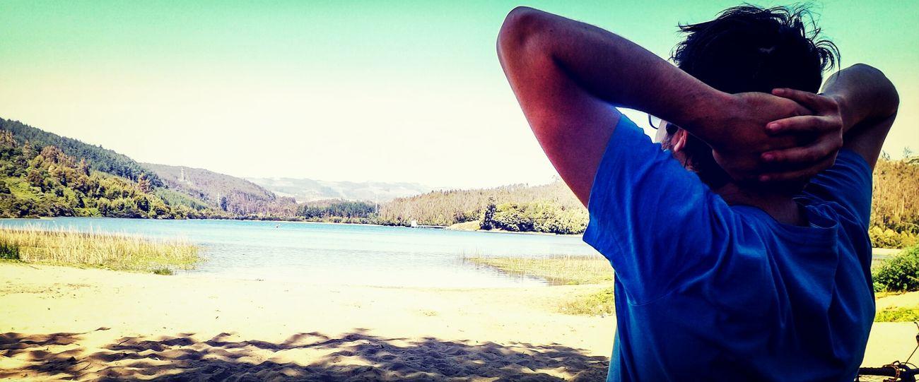 disfrutando de un excelente dia Buenos Momentos Taking Photos Paisajes Motivacion