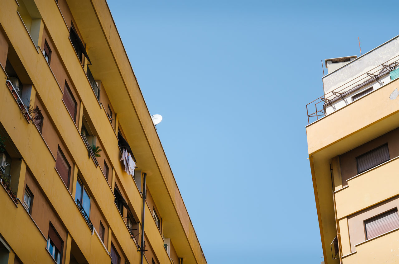Beautiful stock photos of italien, low angle view, building exterior, built structure, architecture