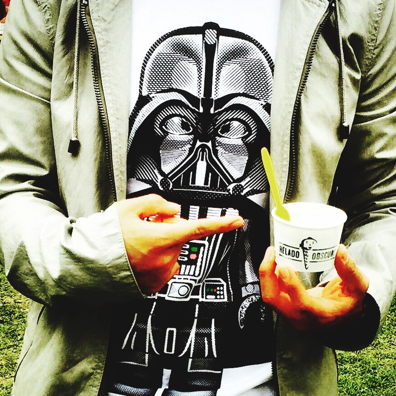Helado obscuro entienden? Badumtsss MayThe4thBeWithYou Darth Vader