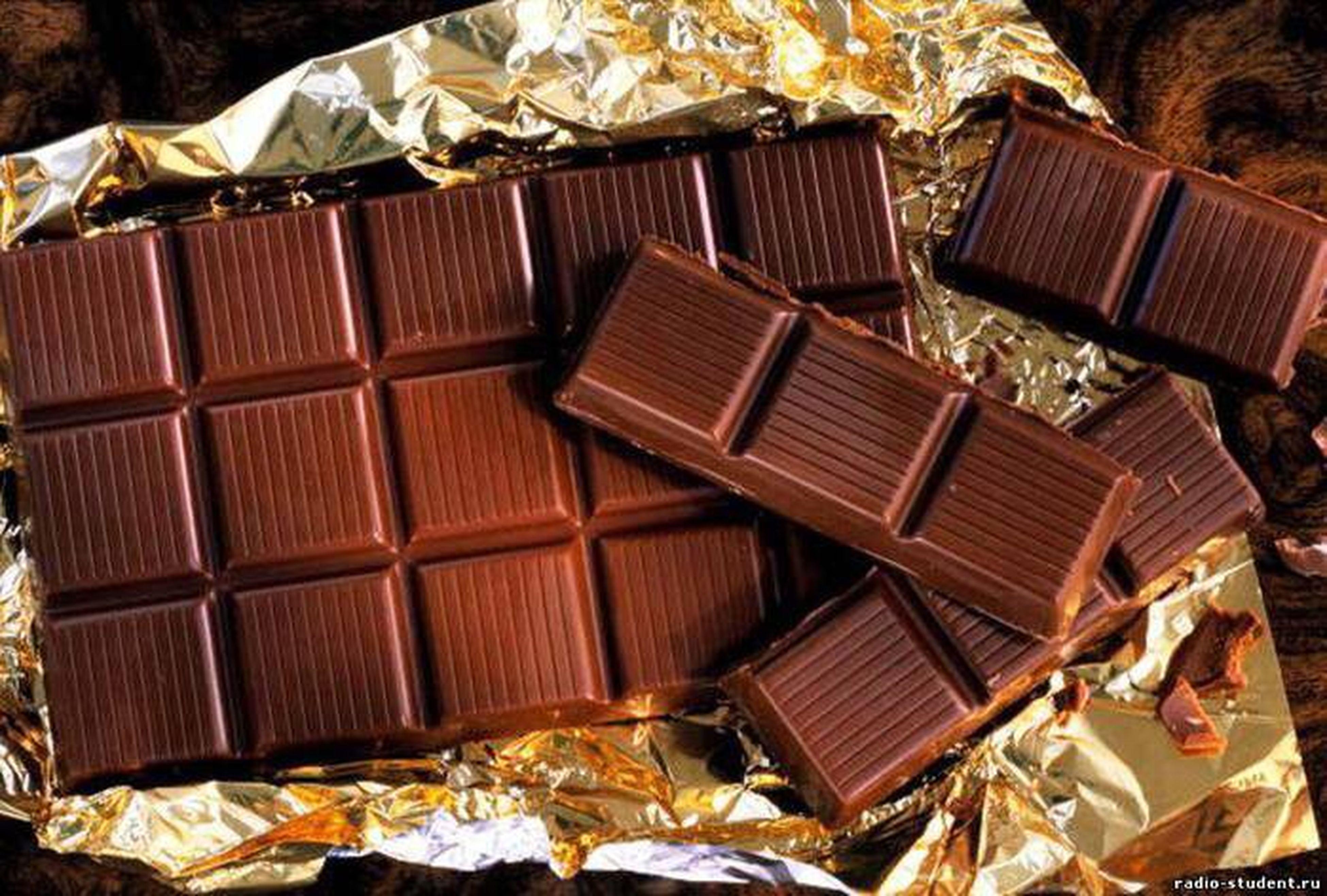 Шоколад делают из какао. Какао-растение! Следовательно, шоколад-это салат!☝️? салатрастижопа неслипнецца нетреснет