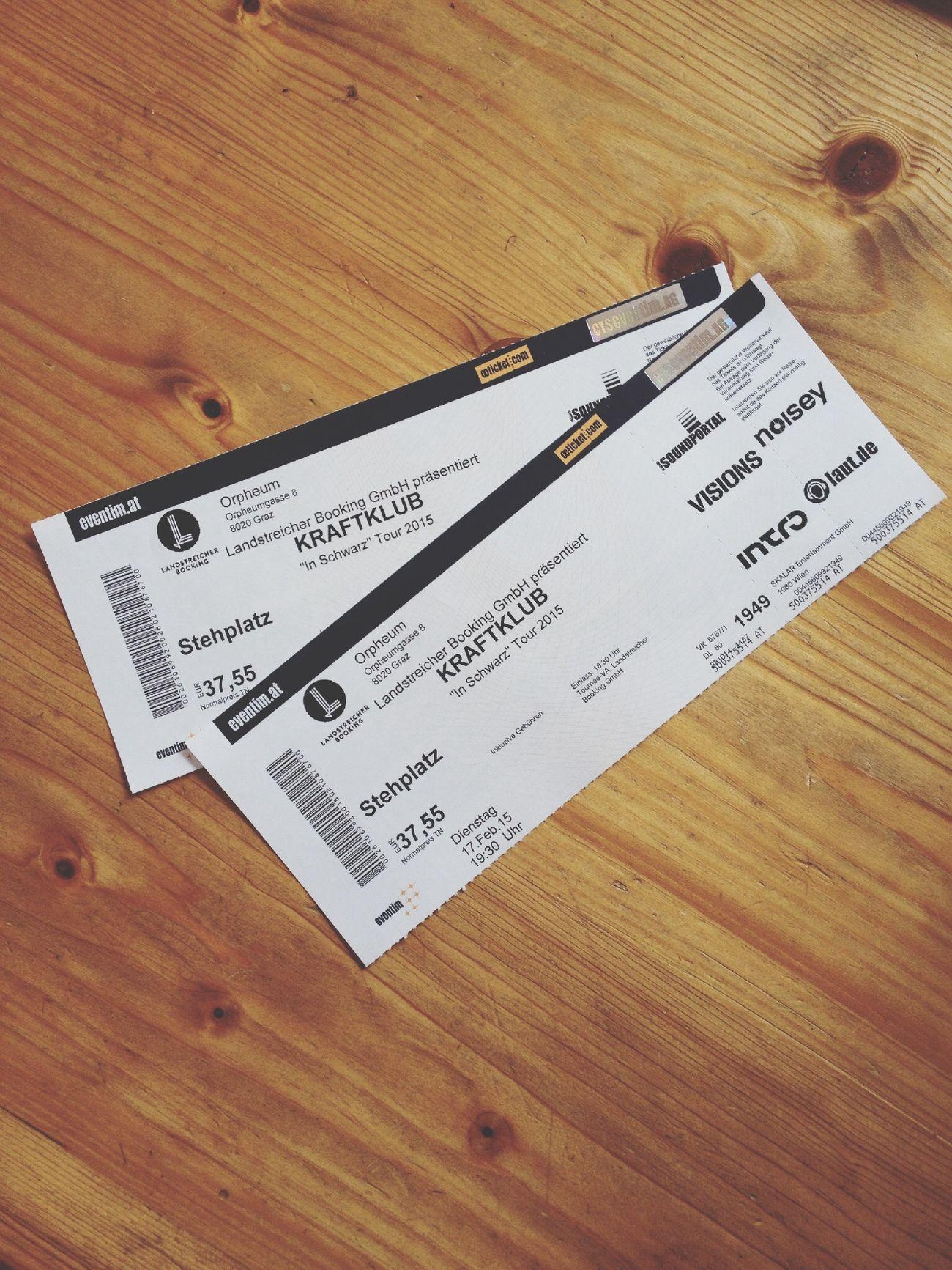 Kraftklub Konzert Happy Rießen Vorfreude ☺️