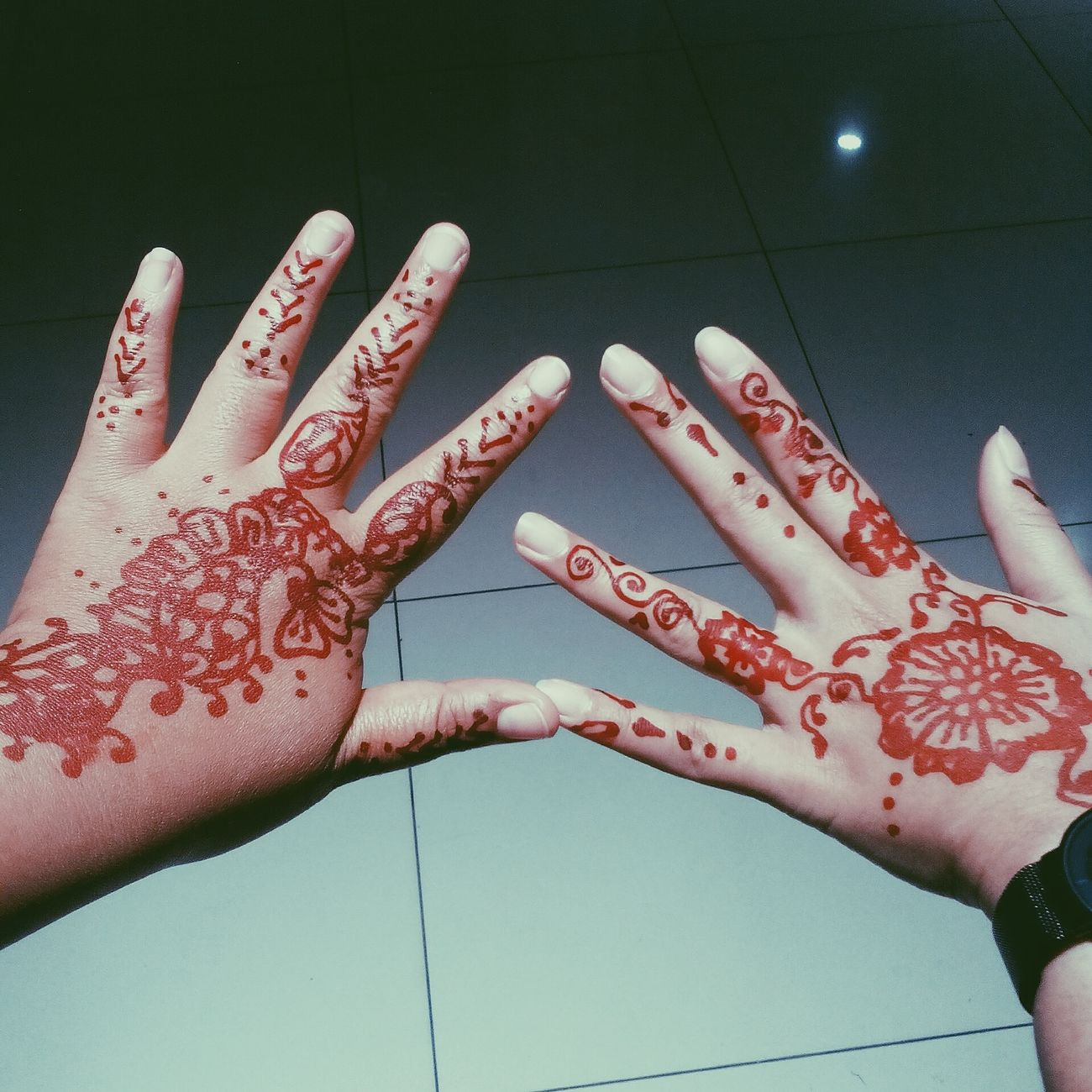Henna Tattoo ❤