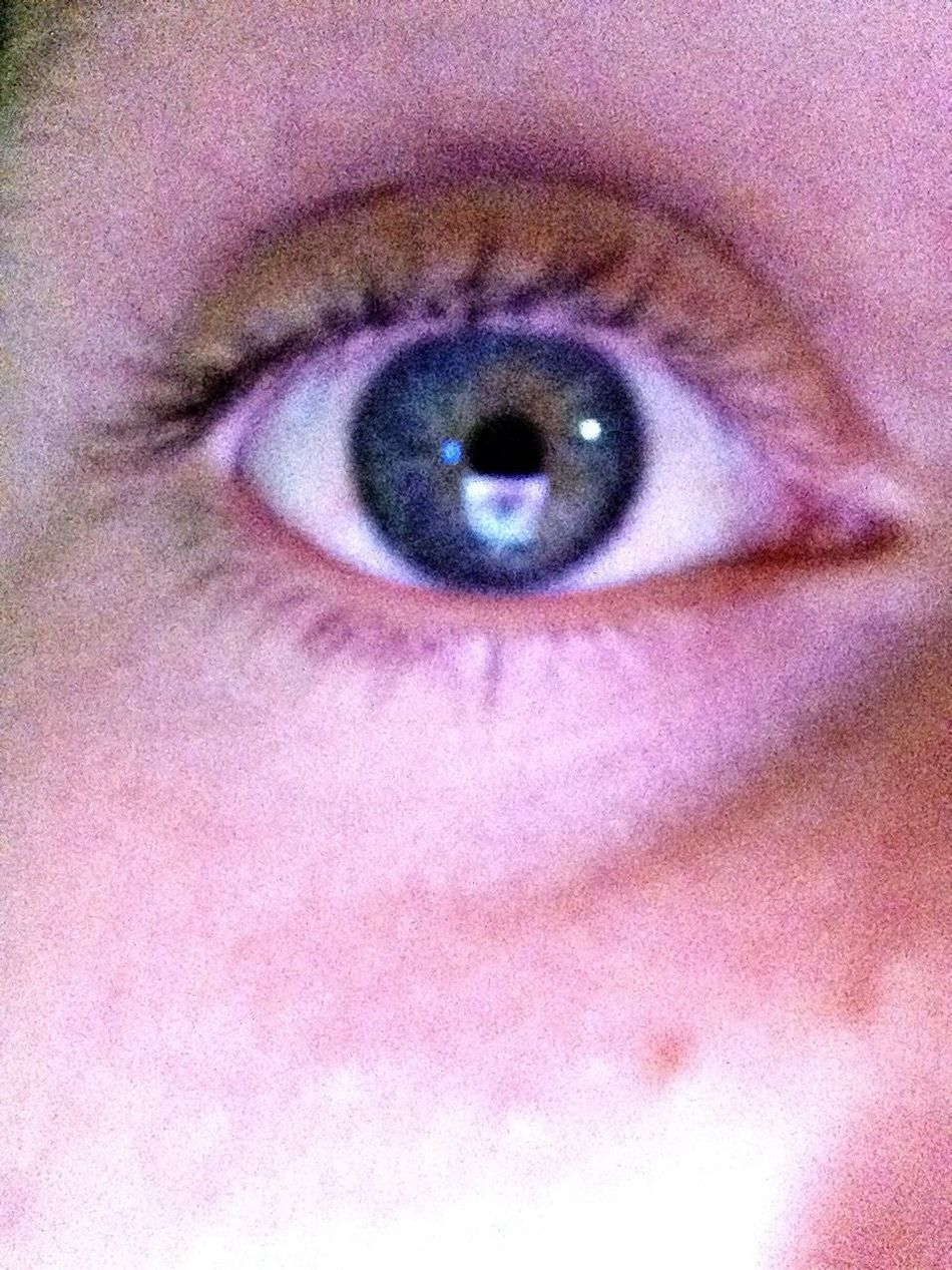 my beautiful eye