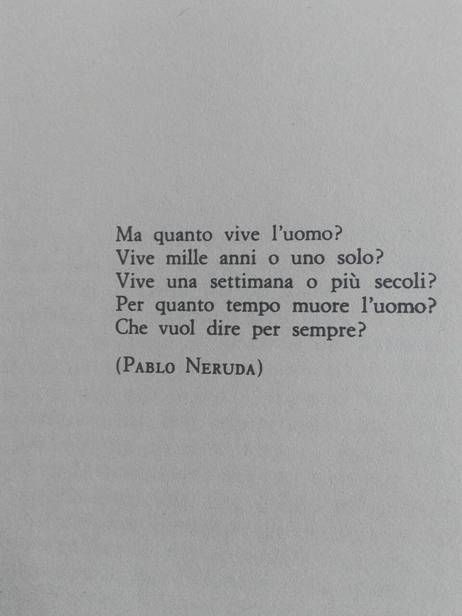 Reading Books Pablo Neruda
