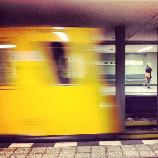 Berlin2013 Austang Yellow Instgram