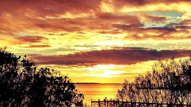 Peaceful Colorful Sunset LoveFl Emeraldcoast Emeraldcoasting Navarre HTCOneM9 Htconelife Oneography 20 .7mp @htc @HTCUSA @HTC_UK @HTCelevate @HTCMEA @HTC_IN @HTCIreland @HTCCanada @HTCMalaysia @htcsouthasia @htcfrance TeamHTC @sharealittlesunshine @pureflorida Beachlife Reflection